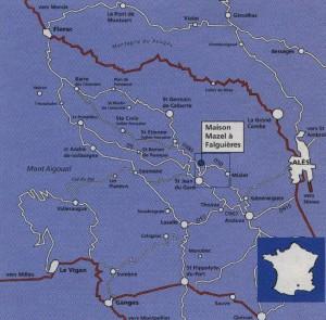 Venir à Saint-Jean du Gard