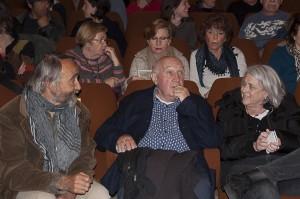 Jacques Verseils, Raymond Depardon et Claudine Nougaret