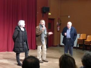 Jacques Verseils présente ses invités