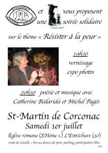 affiche Corconac