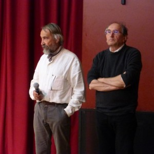 L'historien jean Paul Chabrol présenté par J.Verseils
