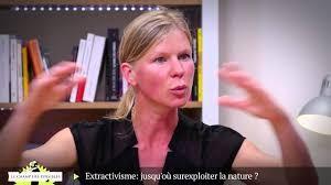 Casse-croûte philo avec Anna Bednik autour de son livre: L'extractivisme