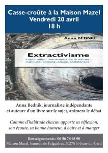 L 'extractivisme