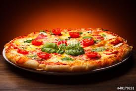 Pizza au feu de bois!